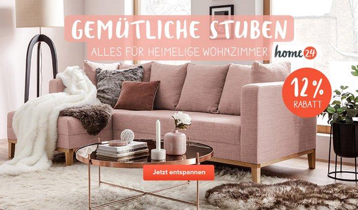 12% Rabatt heimelige wohnzimmer